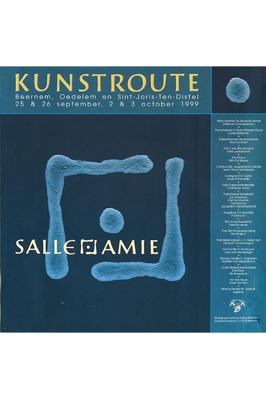 34_Affiche_Salle-Amie_productie Wonnebronne_najaar 1999