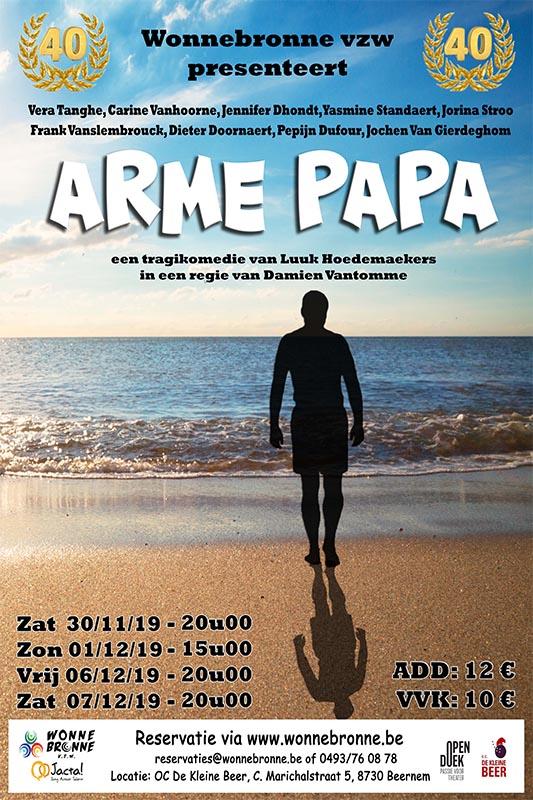 69_Affiche_Arme Papa_productie Wonnebronne_najaar 2019