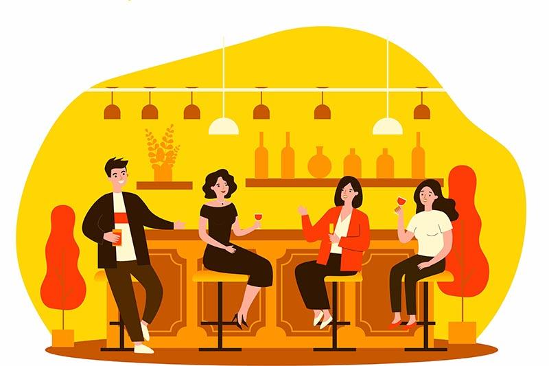 Praktisch - de bar