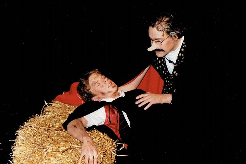 Cyrano - tentoonstelling 40 jaar Wonnebronne