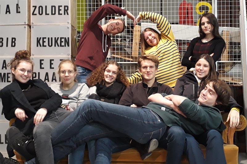Vrije Tijd Wonnebronne - editie februari 2019
