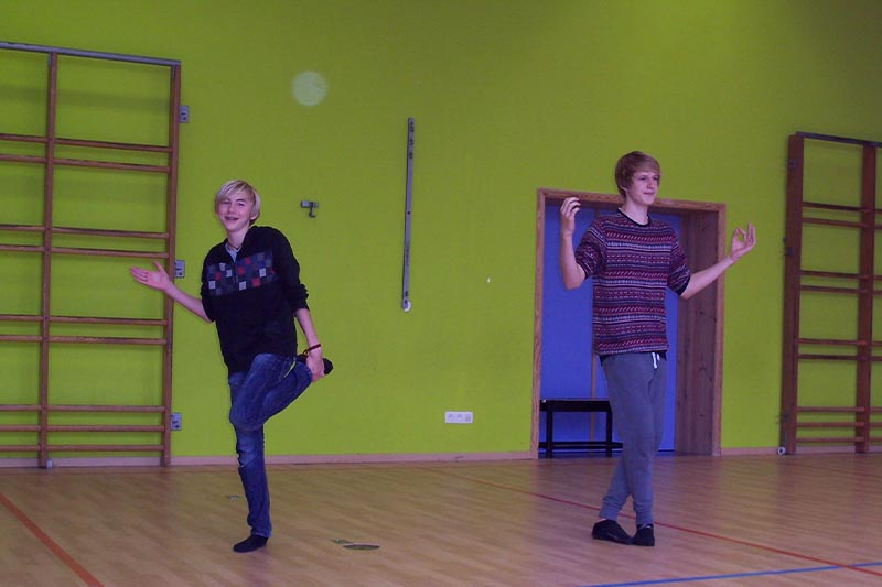 Theateropleiding - oefening 2